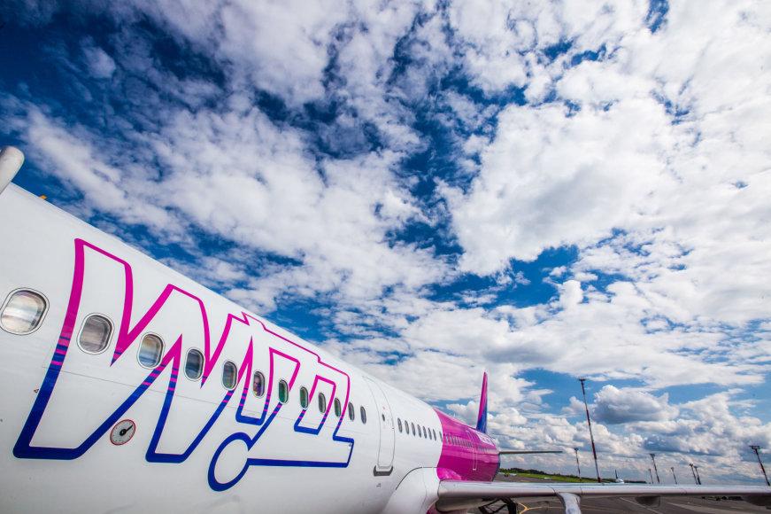 """Wizz Air"" orlaivis"