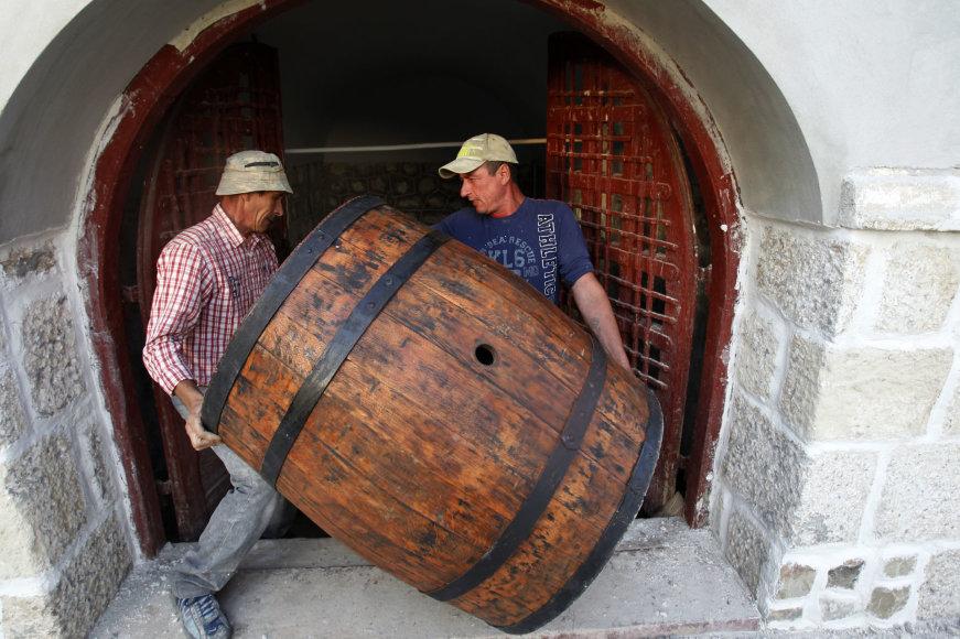 Rumunija yra šeštoji pagal dydį ES vyno eksportuotoja