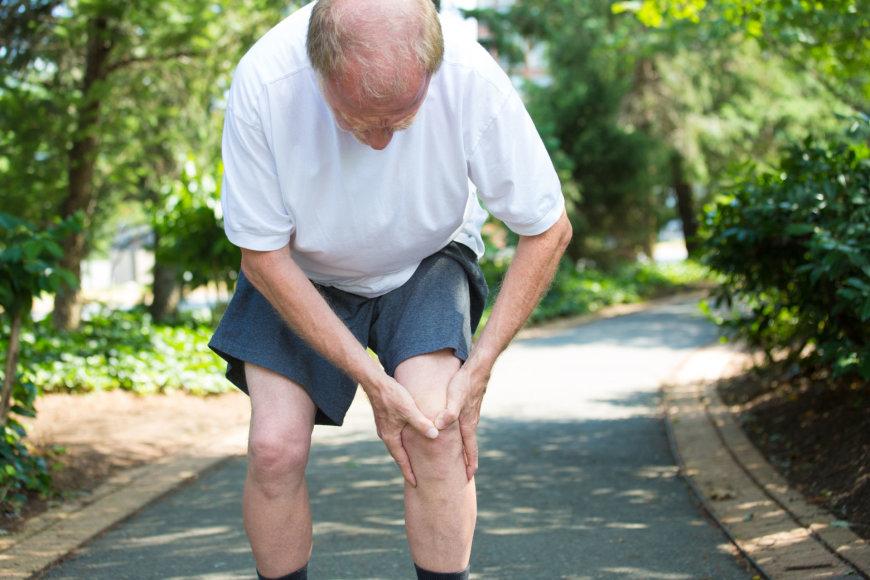 Kelių skausmas