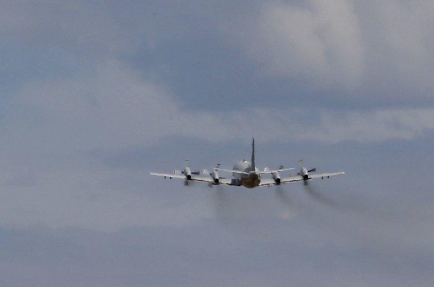 """Ieškoma dingusio Malaizijos keleivinio lėktuvo """"Boeing 777"""""""
