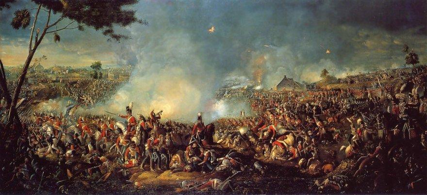 Vaterlo mūšis