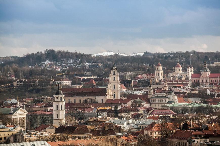 694-ojo Vilniaus gimtadienio rytas