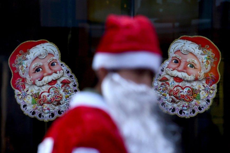 Kalėdos Kinijoje