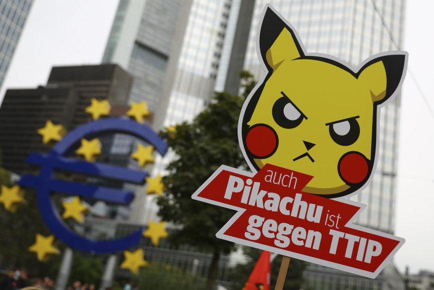 Protestas prieš TTIP