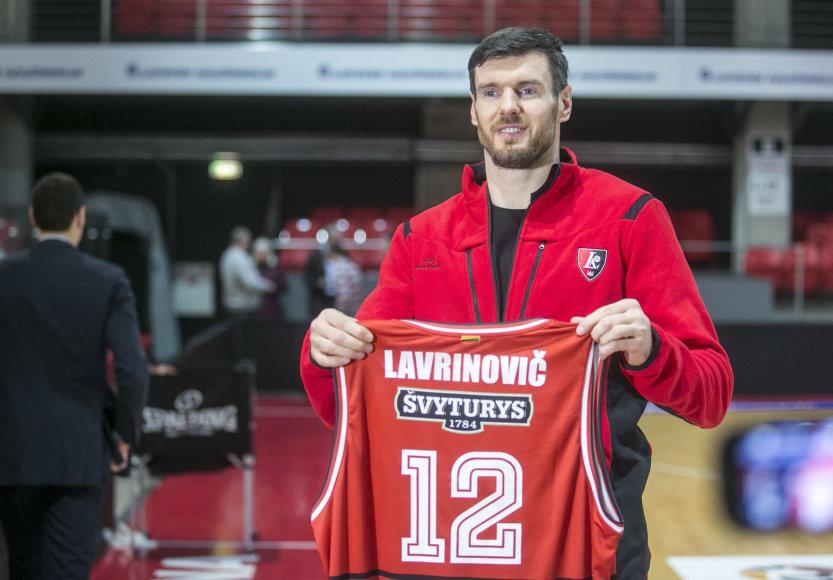 Kšištofas Lavrinovičius