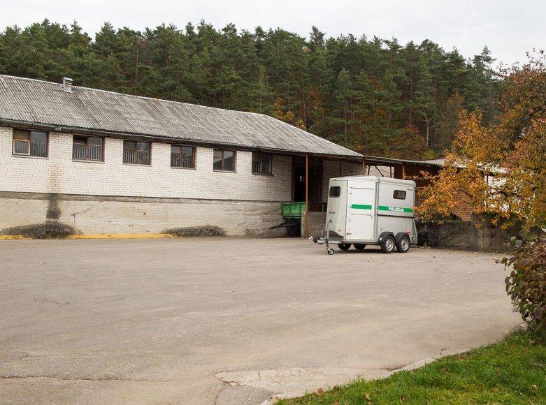Vilniaus raitosios policijos žirgynas