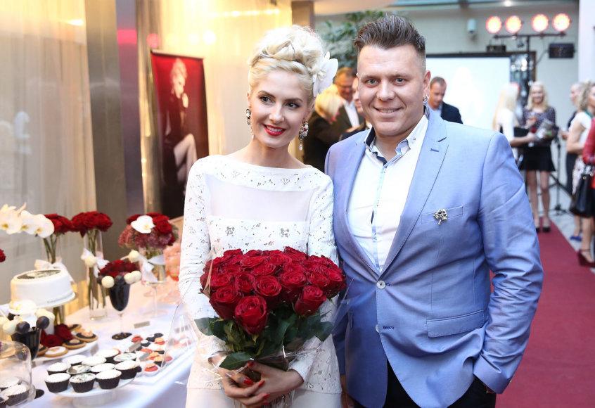 Kristina Ivanova ir Aleksandras A.Brokas