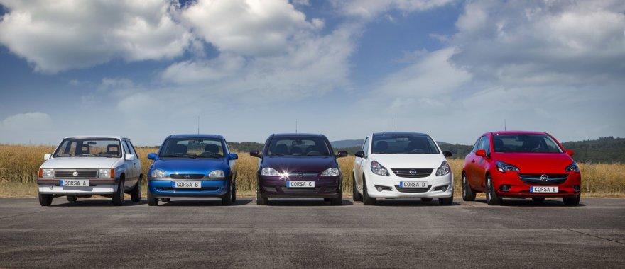 """Opel Corsa"""