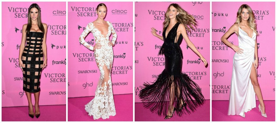 """""""Victoria's Secret"""" modeliai"""