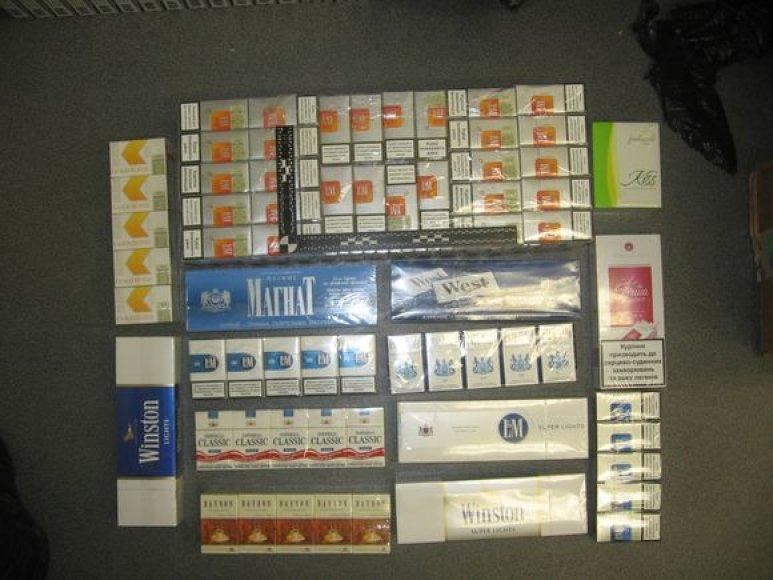 Cigarečių blokai