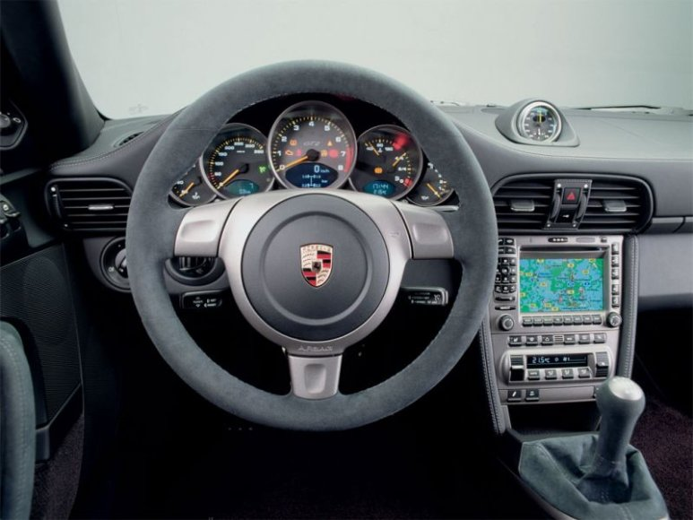 "Elektrinis ""Porsche 911"