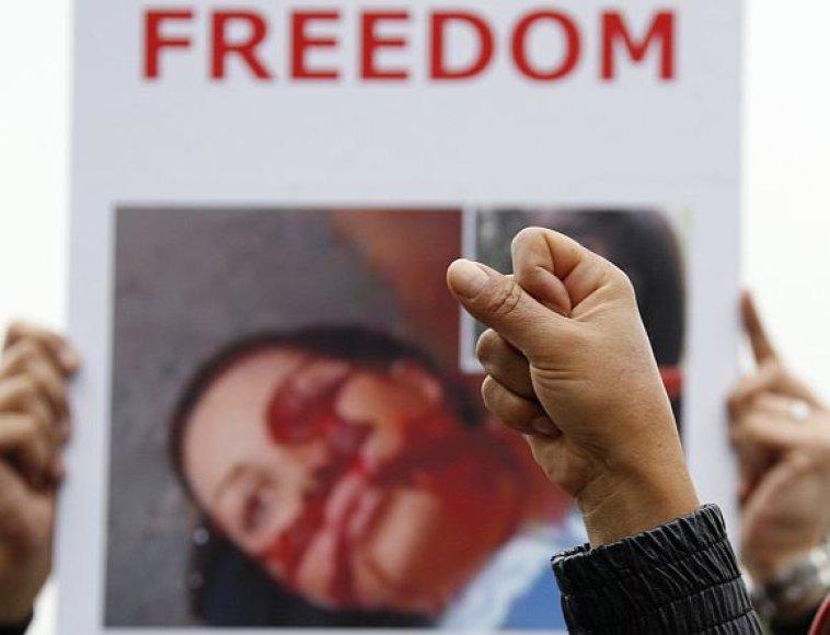 Irane žuvusi Neda Agha-Soltan