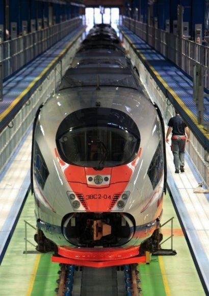 Greitasis traukinys SAPSAN