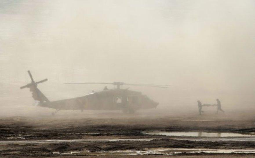 Sraigtasparnis Black Hawk