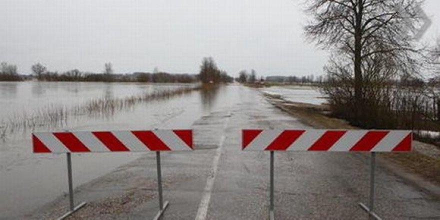Potvynis Latvijoje