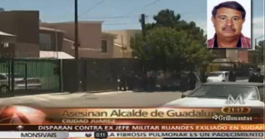 Nužudytas Guadalupės meras