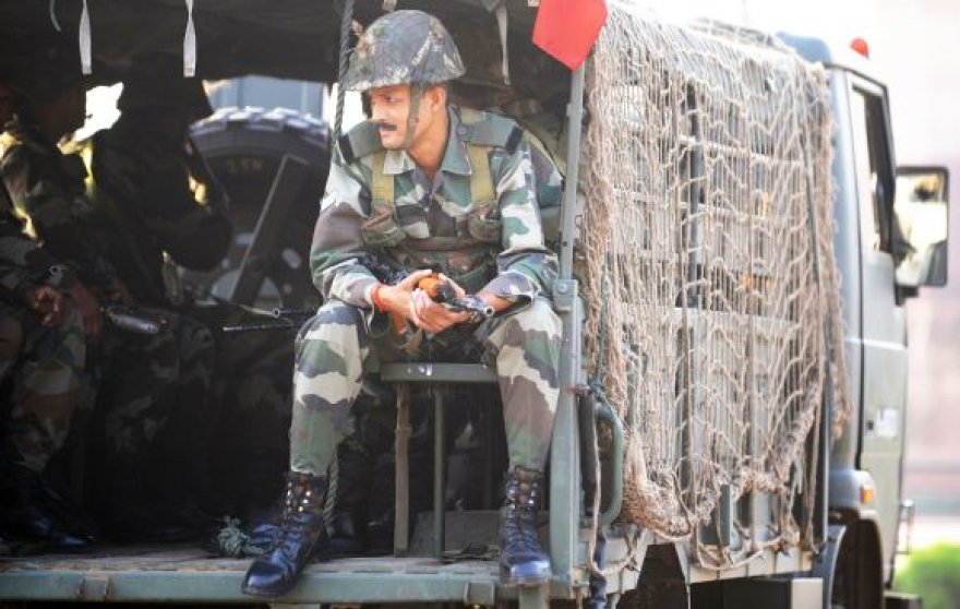 Indijos armijos karys