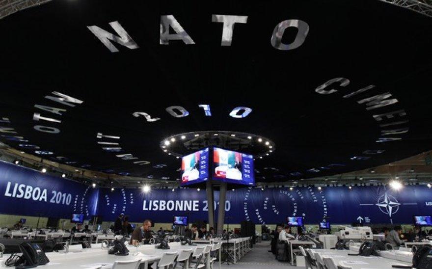 NATO spaudos centras