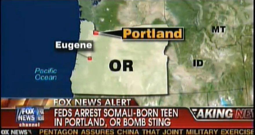 Incidentas Portlande