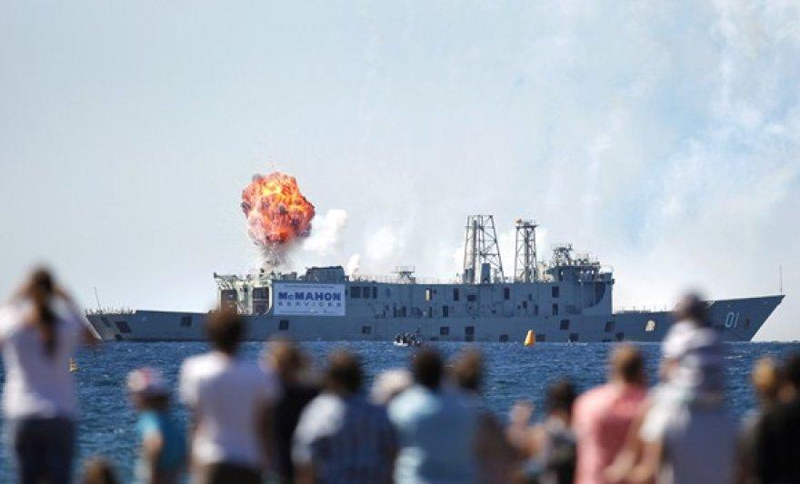 Laivas HMAS ADELAIDE