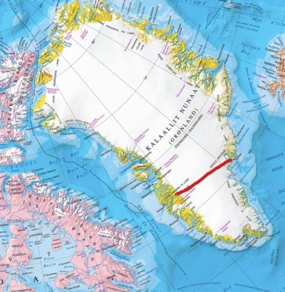 "Ekspedicija ""Grenlandija 2011"""