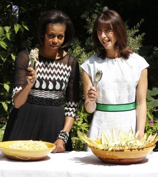 Michelle Obama Londone