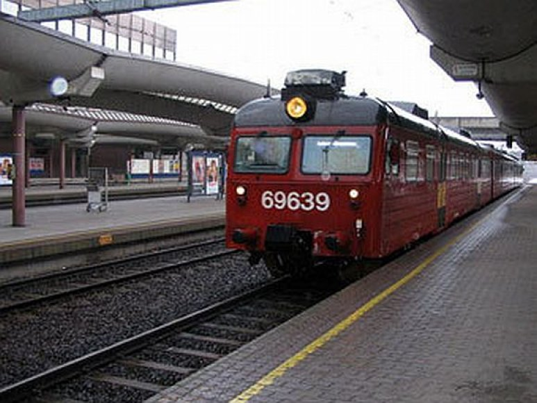 Oslo geležinkelio stotis