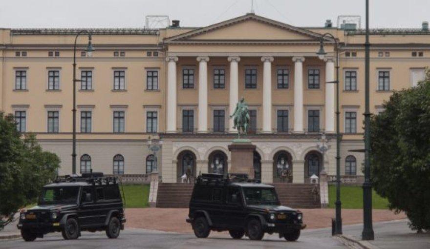 Karalių rūmai Osle