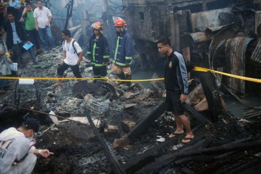 Lėktuvo katastrofa Filipinuose
