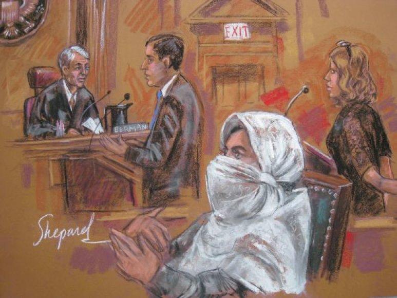 Aafia Siddiqui teismas