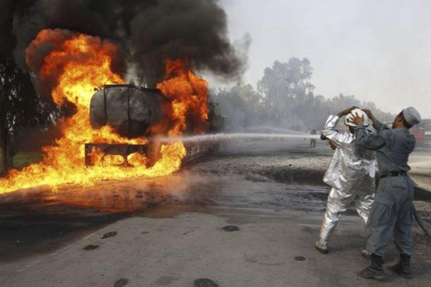 Karinis incidentas prie Kabulo