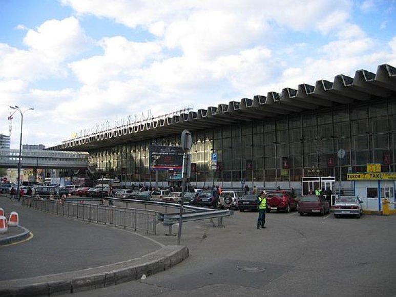 Kursko geležinkelio stotis Maskvoje