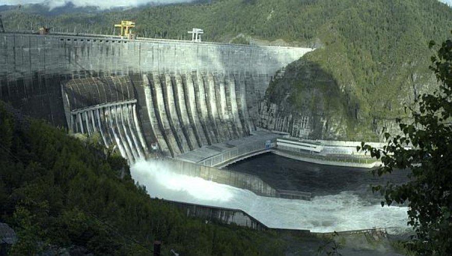 Sajanų-Šušensko hidroelektrinė
