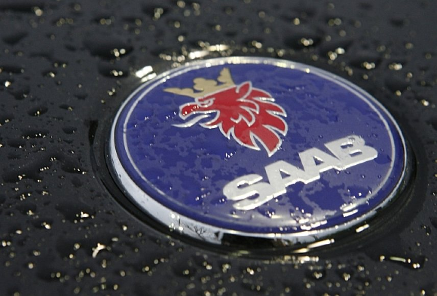 """Saab"" logotipas"