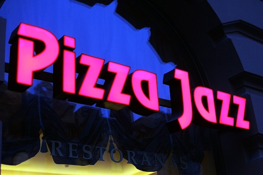 """Pizza Jazz"""