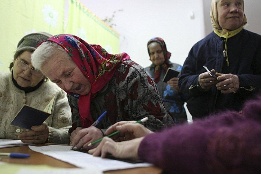 Prezidento rinkimai Ukrainoje