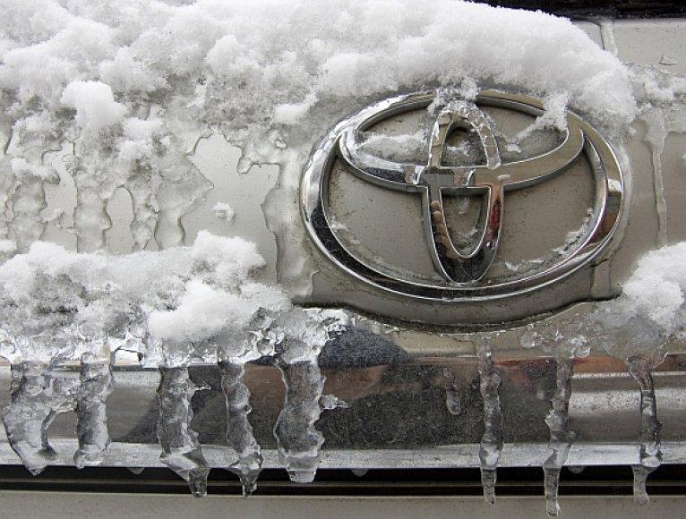 """Toyota"" logotipas"