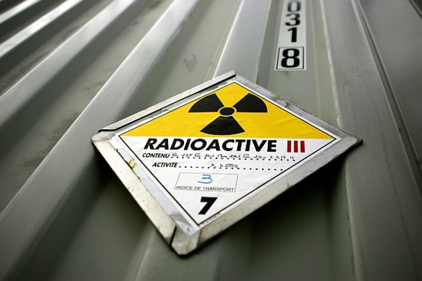 Radioaktyvios atliekos
