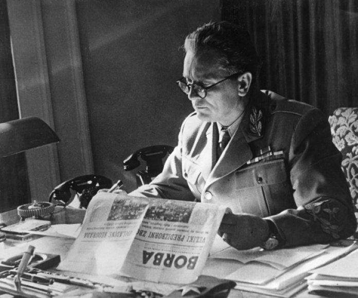 Josipas Brozas Tito