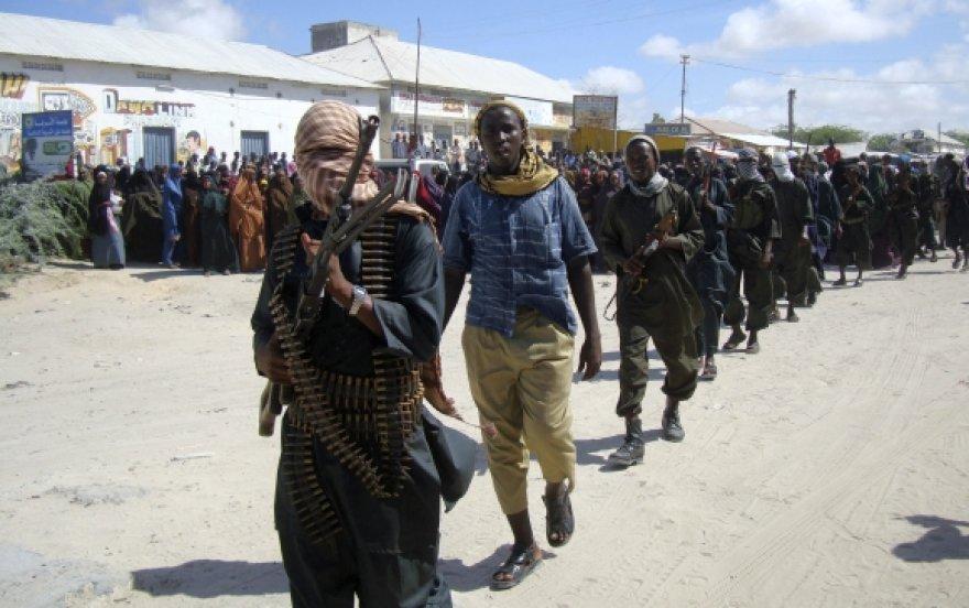 """""""Hizbul Islam"""" kovotojai"""