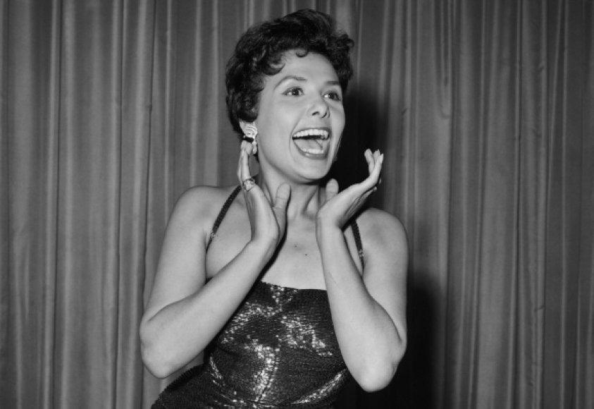 Lena Horne penktajame praėjusio amžiaus dešimtmetyje