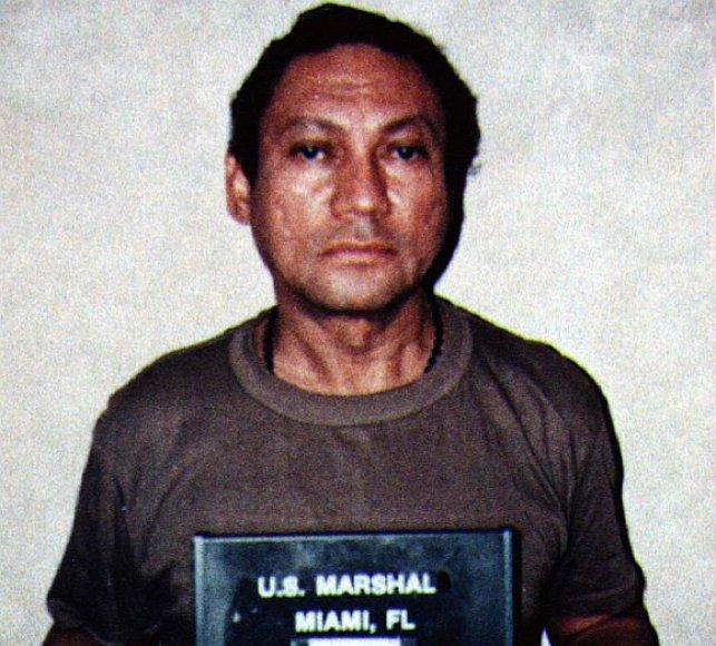 Manuelis Noriega JAV kalėjime