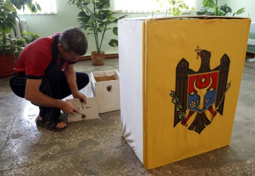 Referendumas Moldovoje