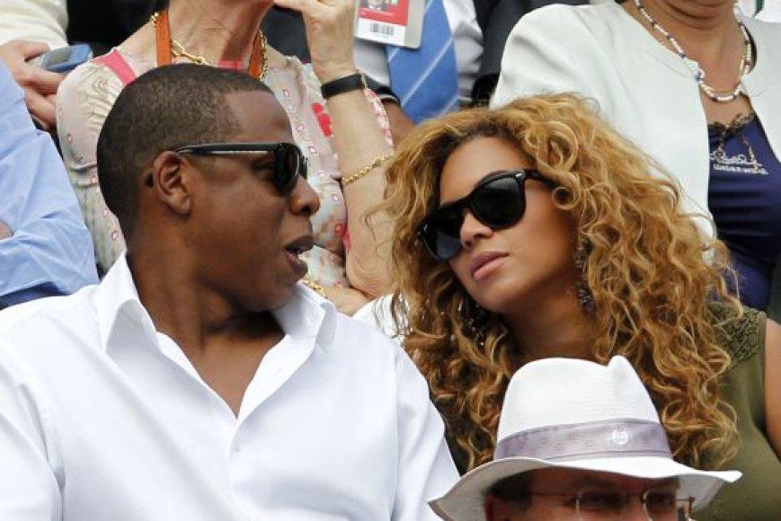 Jay-Z ir Beyonce