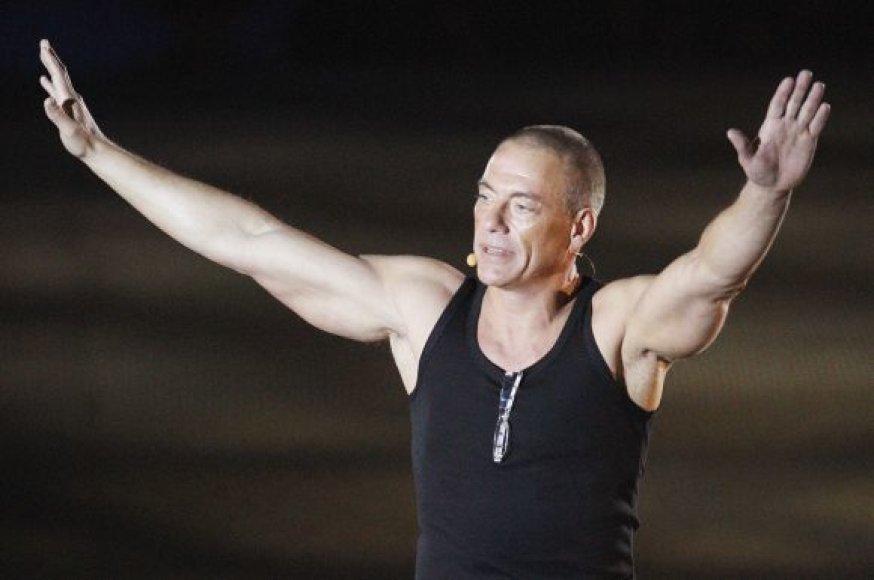 Jeanas Claude'as van Damme'as