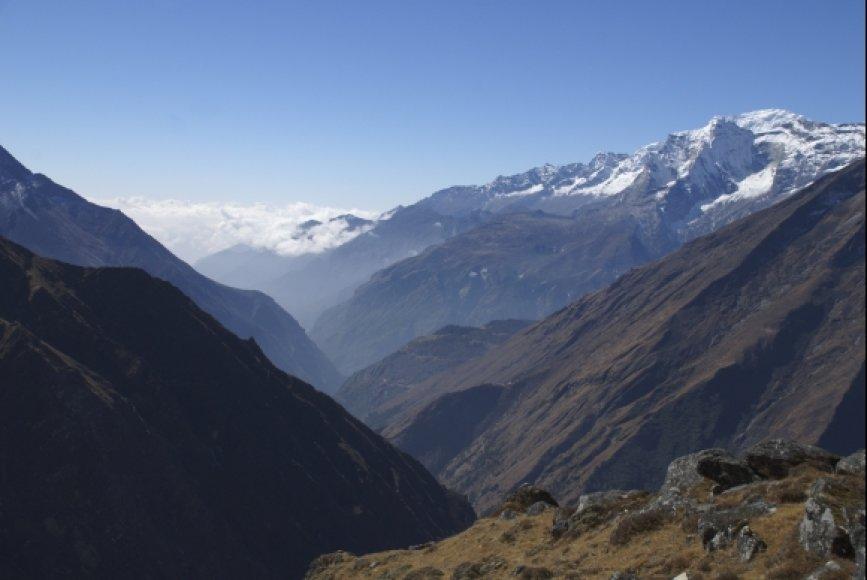 Himalajų kalnai