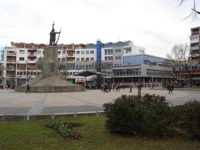 Centrinė Kralevo aikštė