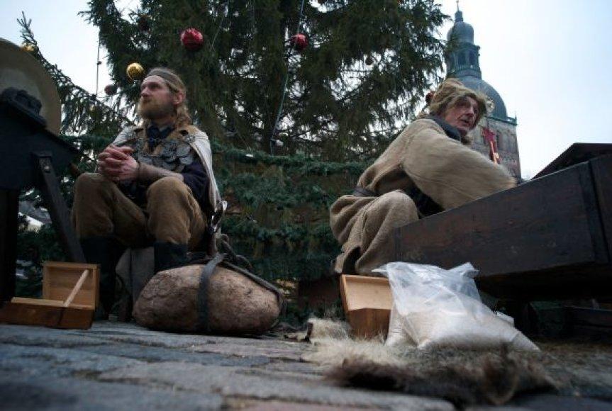 Kalėdos Rygoje