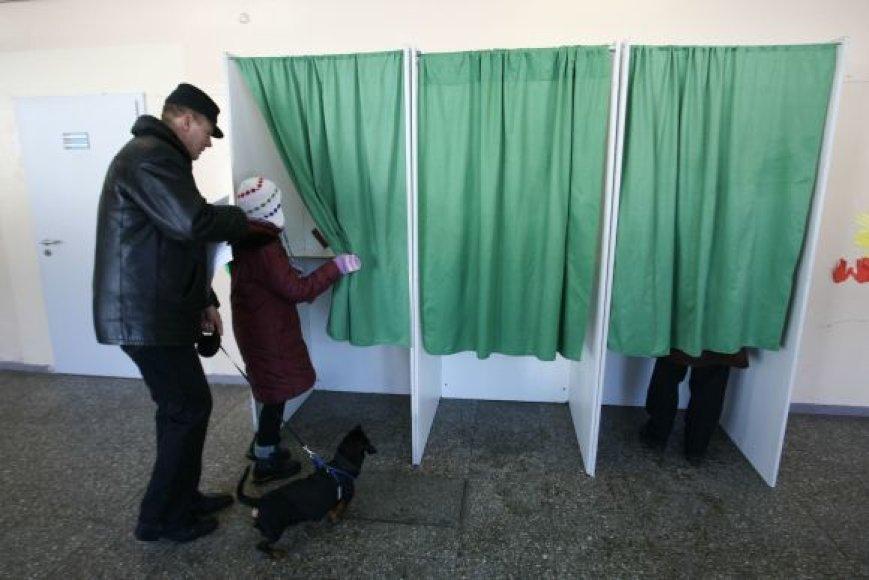 Savivaldybių rinkimai