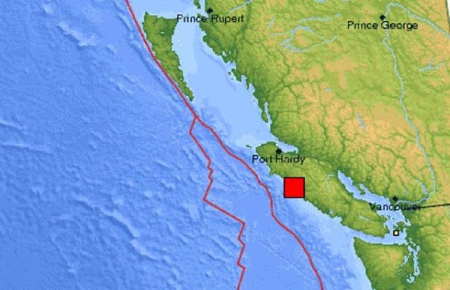 Žemės drebėjimo epicentras